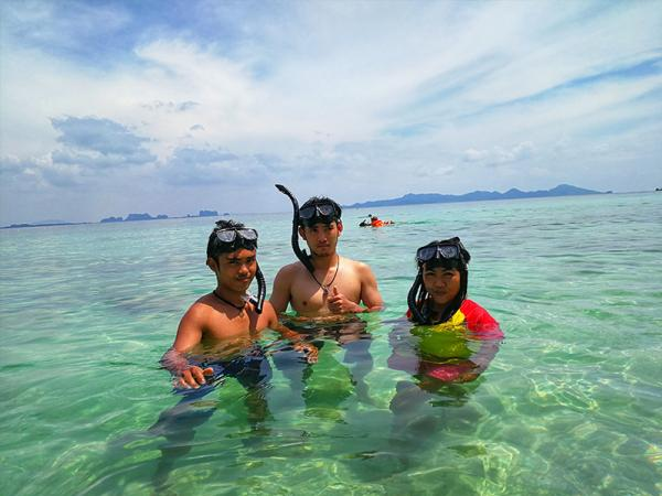 Snorkeling One day Koh Rok